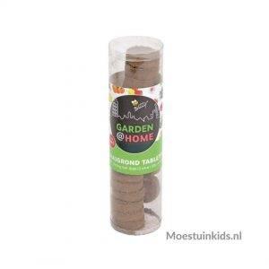 Cocopress aardetabletten 3 cm. (20 stuks) - Garden@home
