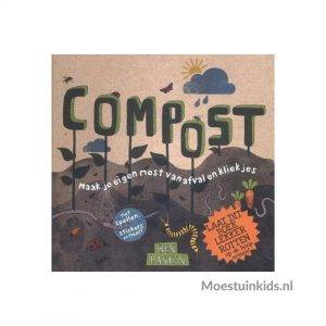 Compost. Maak je eigen mest van afval en kliekjes - Ben Raskin