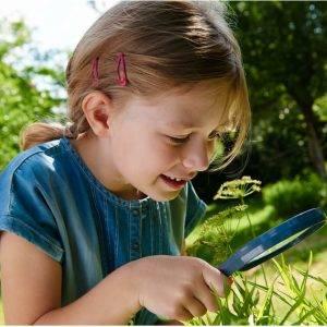 Spelen en ontdekken Moestuinkids