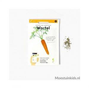 Wortel zaden - Makkelijke Moestuin