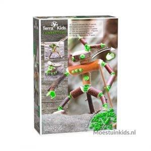 Connectors Figuren constructieset - Terra Kids