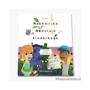 Het grote Makkelijke Moestuin kinderboek – Jelle Medema