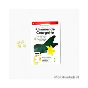 Klimmende courgette zaden - Makkelijke Moestuin