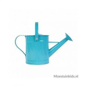 Metalen kindergieter Blauw - Talen Tools