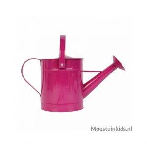 Metalen kindergieter Roze - Talen Tools