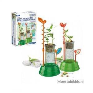 Plantkunde en hydrocultuur set - Clementoni