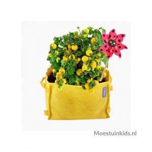Planty growbag Geel - Makkelijke Moestuin