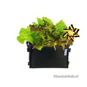 Planty growbag Zwart - Makkelijke Moestuin