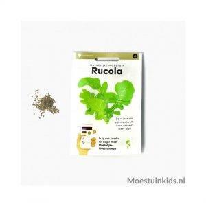 Rucola zaden - Makkelijke Moestuin