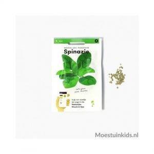 Spinazie zaden - Makkelijke Moestuin