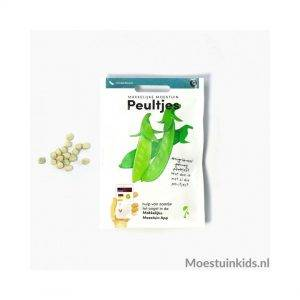 Peultjes zaden - Makkelijke Moestuin