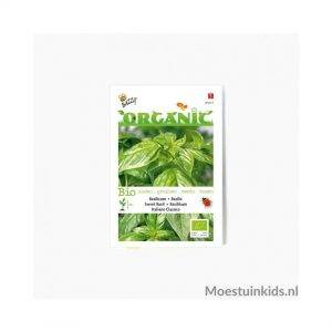 Basilicum zaden - Buzzy Organic