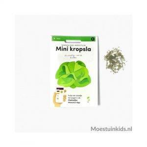 Mini kropsla zaden - Makkelijke Moestuin