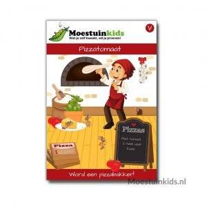 Pizzatomaat - Moestuinkids